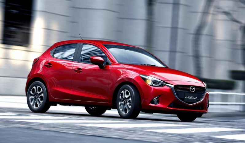 All New Mazda2 full