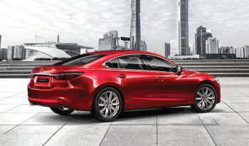 New Mazda 6 full