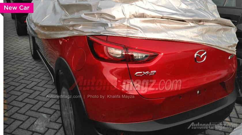 Mazda CX3 full