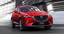 NEW Mazda CX3