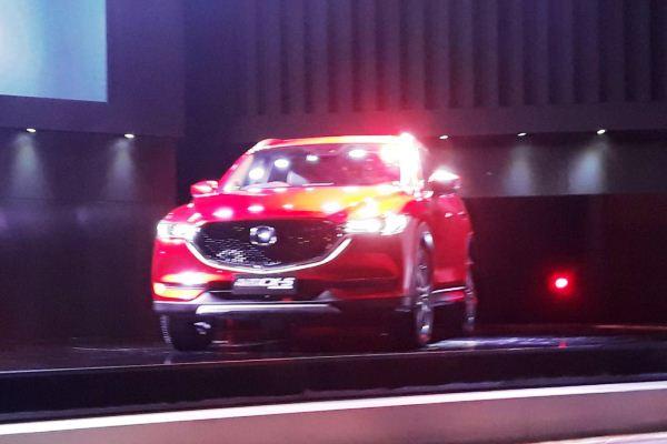 Mazda CX-5 Anniversary Edition 2018
