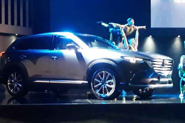 Peluncuran All-New Mazda CX-9