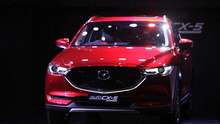 Mazda CX-5 Limited Edition full