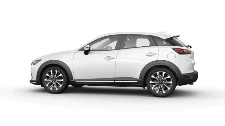 MazdaCX-3SnowFlakeWhitePearlMica