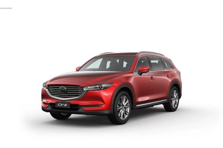 Mazda-CX-8-Red-Crystal-Metallic